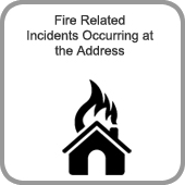 Fires that may have occured at the address