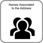 Any Names Associated with the address