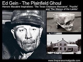 Horror Films Inspired by Murderer and Body Snatcher Ed Gein image